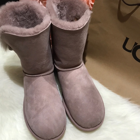 9a7f73173b1 Ugg irina dusty pink Swarovski crystal boots nwt